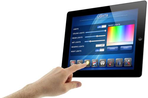 Luminair For Ios Smart Dmx Lighting Control Iphone Ipad